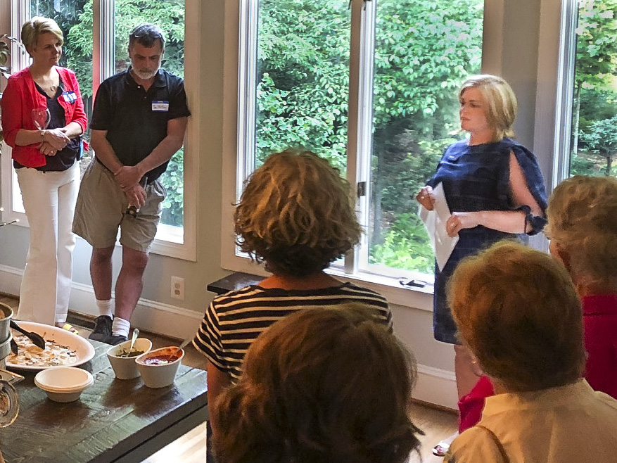 Christy Clark, candidate for NC House District 98