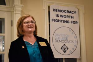 Representative Christy Clark