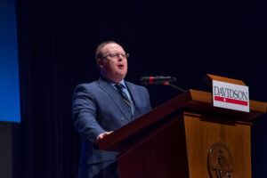 Wayne Goodman, Chair of the NC Democratic Party